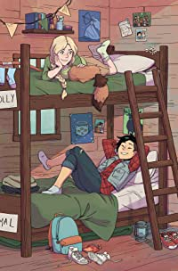 Lumberjanes #45 Subscription Wong Var
