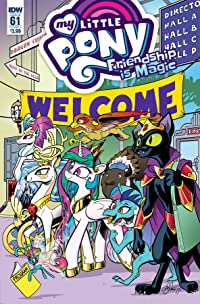 My Little Pony: Friendship Is Magic #61 Cvr A Price