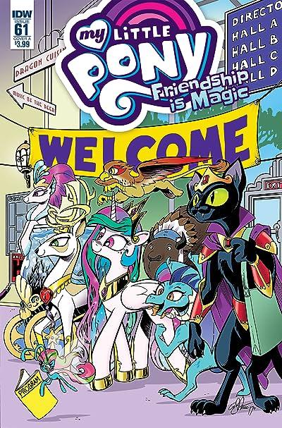 My Little Pony: Friendship Is Magic #61 Cvr A Price