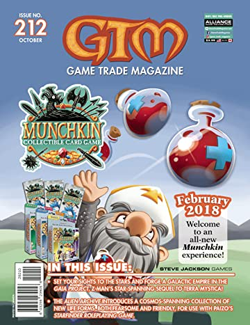 Game Trade Magazine Vol. 214