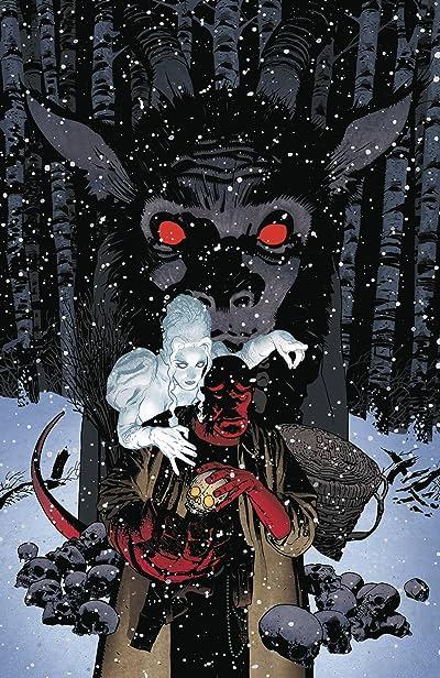 Hellboy Krampusnacht #1