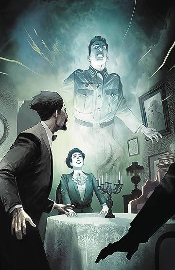 Rasputin: The Voice of the Dragon #2 (of 5)
