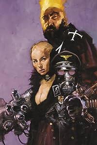 Rasputin: The Voice of the Dragon #2 (of 5) Manchess Var