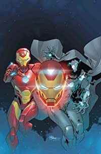 Invincible Iron Man (2016-) #595 Leg