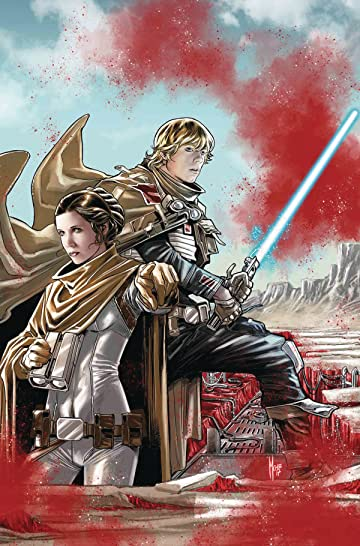 Star Wars Last Jedi Storms of Crait #1 (of 1)