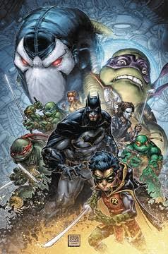 Batman Teenage Mutant Ninja Turtles Ii #1 (of 6)