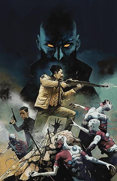 Rasputin: The Voice of the Dragon #3 (of 5)