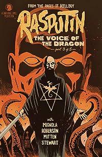 Rasputin: The Voice of the Dragon #3 (of 5) Francavilla Var