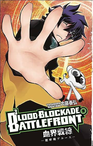 Blood Blockade Battlefront Vol. 9 TP