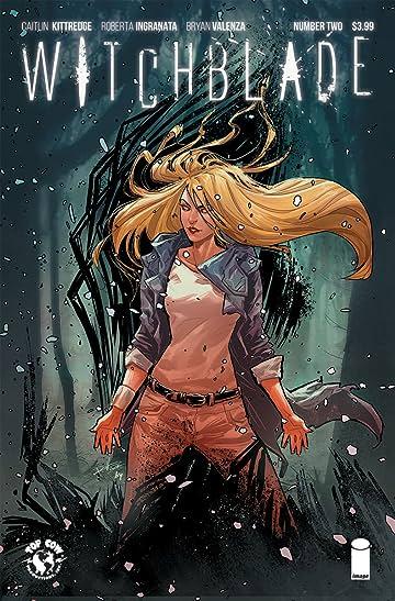 Witchblade #2 (MR)