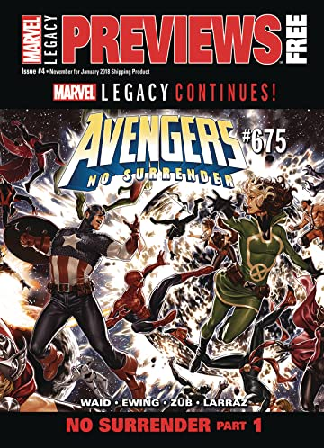 Marvel Previews #174