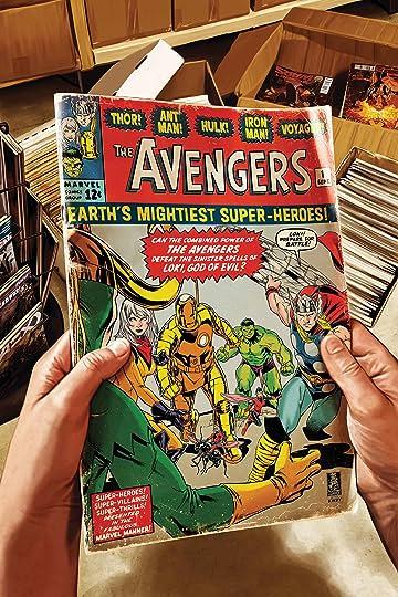 Avengers (2016-) #676 Leg