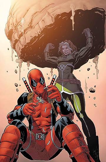 Despicable Deadpool (2017-) #293 Leg