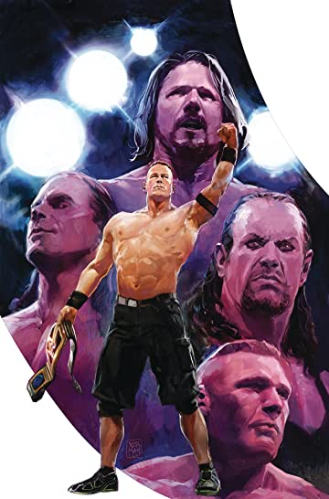 WWE Royal Rumble 2018 Special Special #1