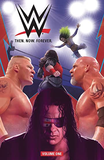 WWE Then Now Forever Vol. 1 TP