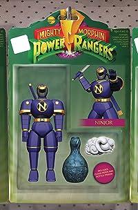 Mighty Morphin Power Rangers #23 Unlockable Action Figure Var