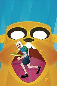 Adventure Time Comics #19 Subscription Veregge Var