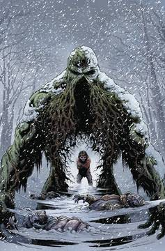 Swamp Thing Winter Special #1