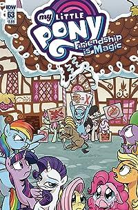 My Little Pony: Friendship Is Magic #63 Cvr A Hickey