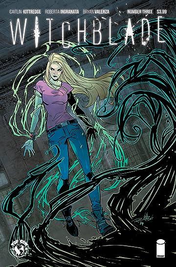 Witchblade #3 (MR)