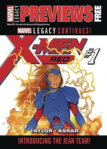 Marvel Previews #175