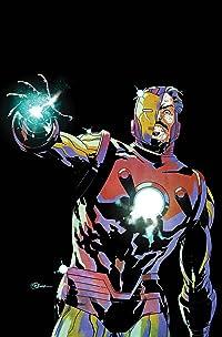 Invincible Iron Man (2016-) #597 Leg