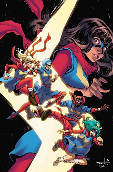 Ms. Marvel (2015-) #27 Leg