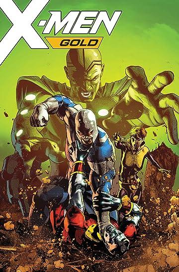 X-Men: Gold (2017-) #21 Leg