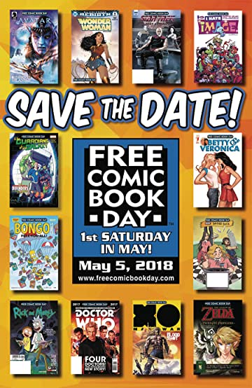 FCBD 2018 Mini-poster (bundle of 50)