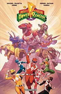 Mighty Morphin Power Rangers Vol. 5 TP