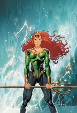 Mera Queen of Atlantis #1 (of 6)