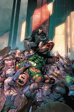 Hal Jordan and the Green Lantern Corps #38
