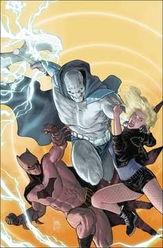 Justice League (2011- ) of America #25