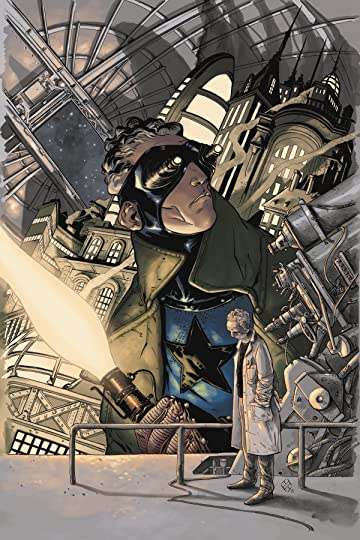 Doctor Star & Kingdom Lost Tomorrows #1