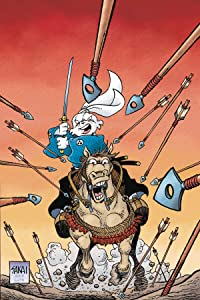 Usagi Yojimbo #166 The Hidden