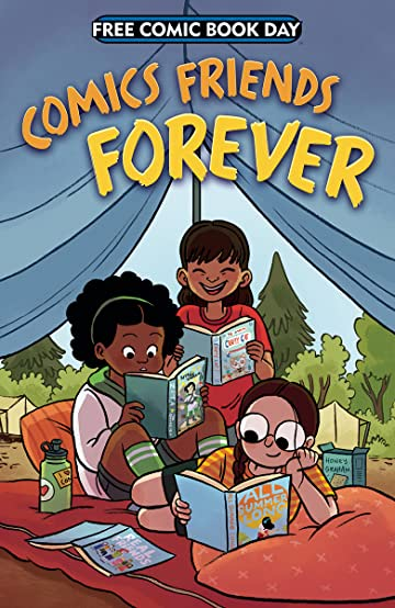 FCBD 2018 Comics Friends Forever