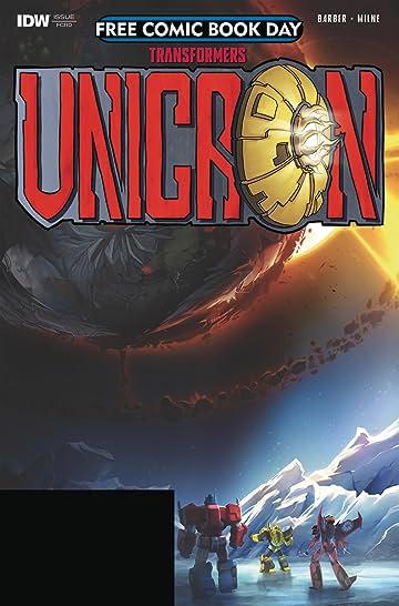 FCBD 2018 Transformers Unicron #0