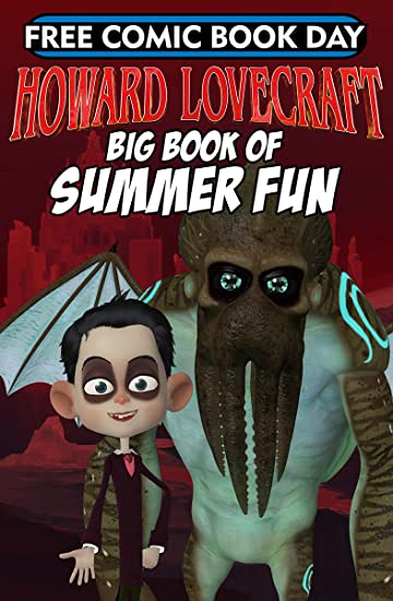 FCBD 2018 Howard Lovecrafts Big Book of Summer Fun