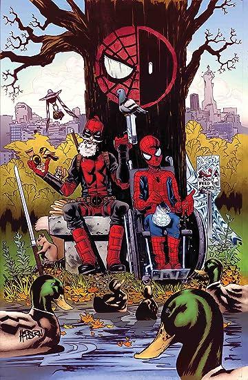 Spider-Man/Deadpool (2016-) #29 Leg