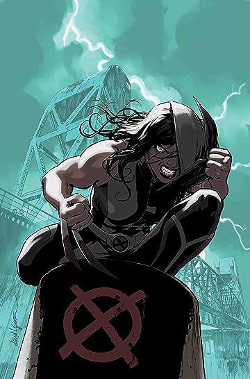 All-New Wolverine (2015-) #32 Leg
