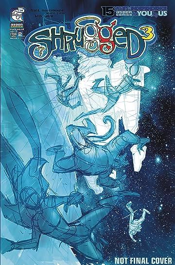 Shrugged Vol. 3 #2 (of 6) Cvr B Gunnell