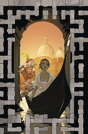 Jim Henson Slabyrinth #2 (of 12)