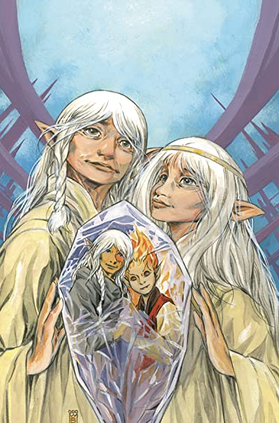 Jim Henson\'s The Power of the Dark Crystal #12 (of 12)