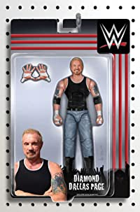 WWE #15 Riches Action Figure Var