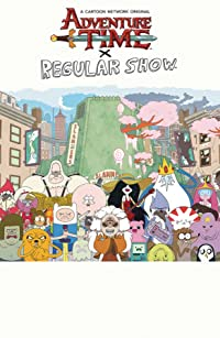 Adventure Time/Regular Show TP