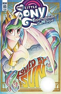 My Little Pony: Friendship Is Magic #65 Cvr A Price