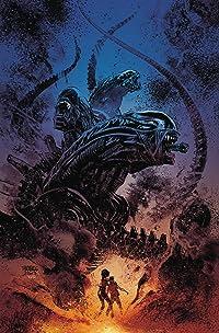 Aliens Dust To Dust #1 (of 4) (MR) Main Cvr
