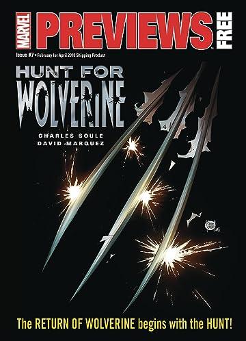 Marvel Previews #177