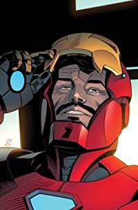 Invincible Iron Man (2016-) #599 Leg