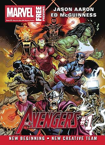 Marvel Previews #178